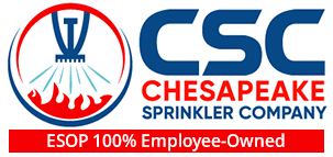 Chesapeake Sprinkler Company & Chesapeake Protection Services
