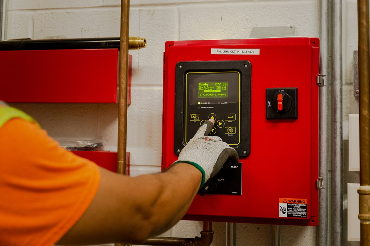Fire Alarm System Maintenance