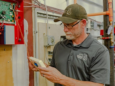 Fire Sprinkler System Repairs and Services