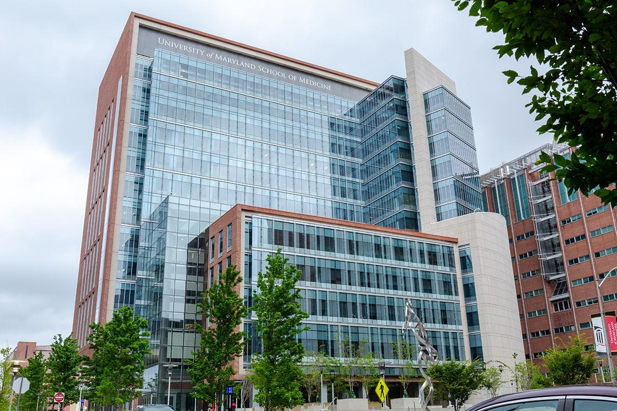 University of Maryland Health Science,