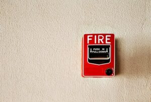 manual fire pull alarm Chesapeake Sprinkler Company